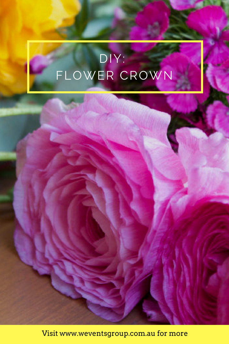 Flower Crown W Events Group