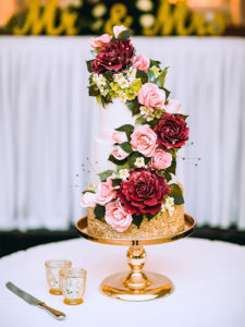 Real Weddings: Queenie and Jerry. Cermeony and reception styled by W Events Group and celebrated at RACV Royal Pines Resort.
