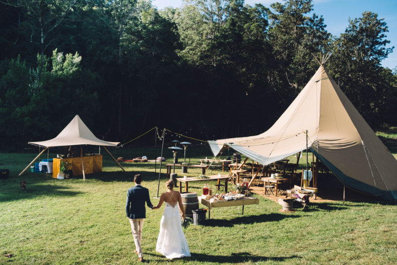 5 Top reasons to hire a tipi for your next event. W Events Group can coordinate the hire and styling of a tipi on the Gold Coast for a wedding or corporate event. Tipi Weddings, Gold Coast, W Events Group,