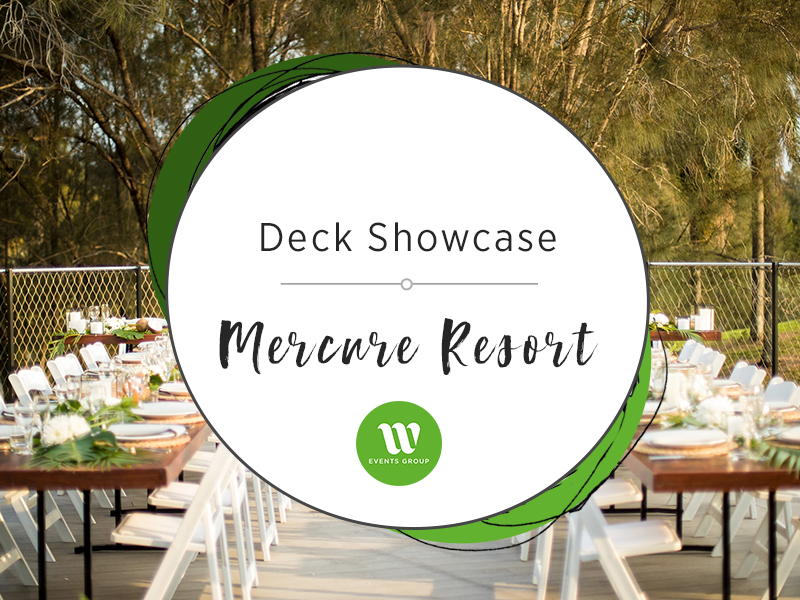 Mercure Gold Coast Deck Showcase blog featured image