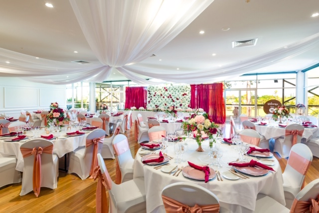 W Events Group and Sanctuary Cove Country Club combine to create your dream wedding from a breathtaking venue to stylish design, we create your fairytale.
