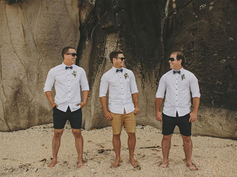 Our top ten looks for the groom on his special wedding day. It's not just about the bride!